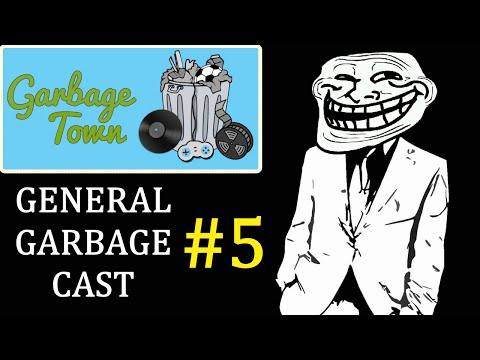 General Garbage Cast #5: Meme-cast