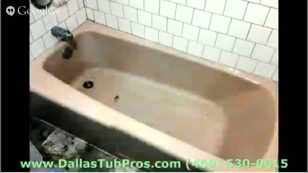 Bathtub Refinishing Dallas Texas FREE Quote Dallas TX Texas