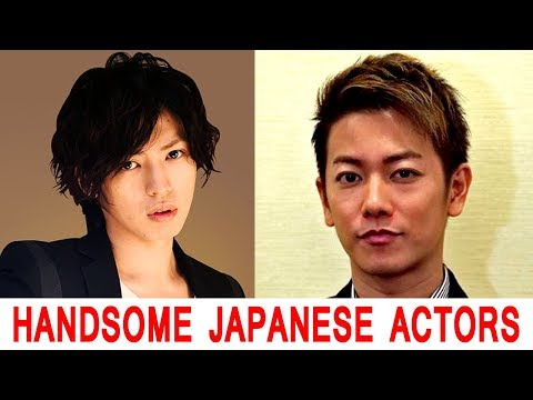 Top 10 Most handsome Japanese actors in 2018
