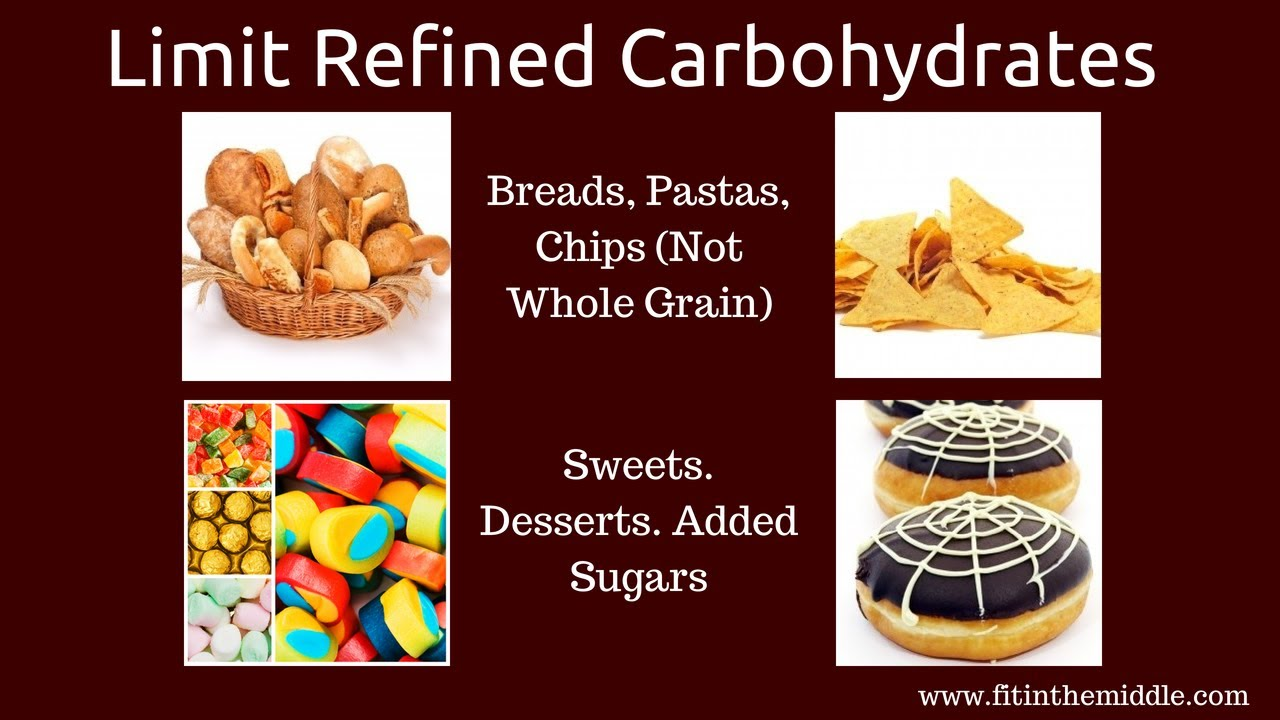 Refined Carbs And Losing Weight Youtube