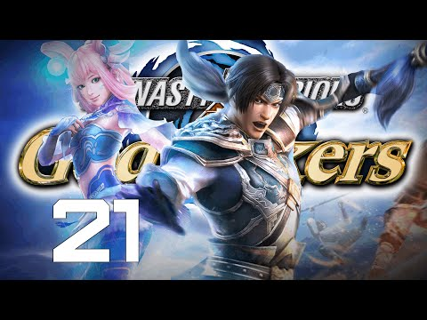 SEARCHING FOR SOMEONE | Dynasty Warriors Godseekers #21