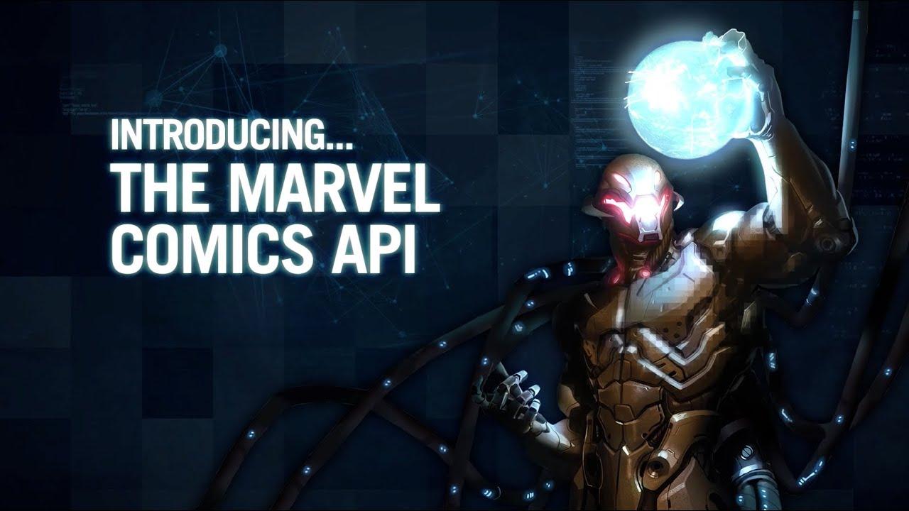SXSW 2014: Marvel API Trailer