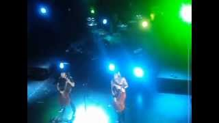 Apocalyptica - Hall of the Mountain King (Cali - Colombia)