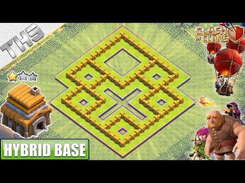 NEW BEST TH5 Base 2019 With REPLAYS - Clash Of Clans
