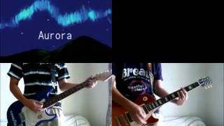 NICO Touches the Walls Aurora-cover-