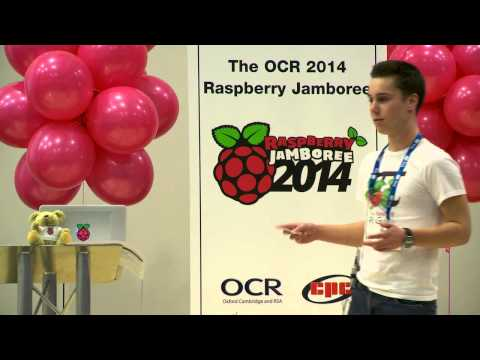 'Raspberry Robotics' Matthew TimmonsBrown  Raspberry Jamboree 2014