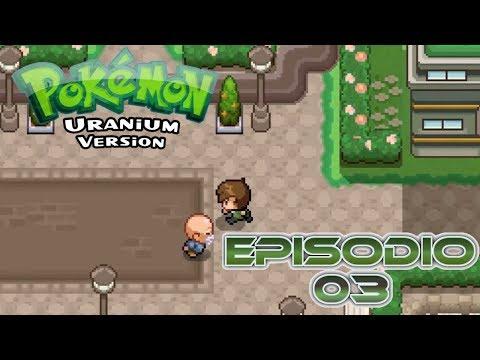 Pokemon Uranium Nuzlocke Ep3 El acosador