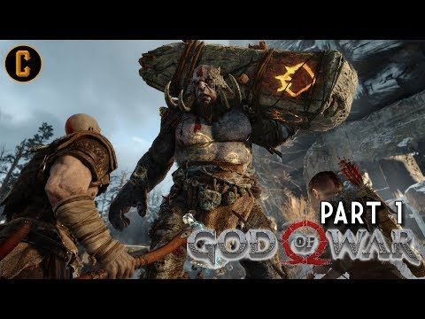 God Of War Playthrough - Collider Games