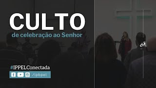 Culto On-line   IPPel 22/08/21 - 19h