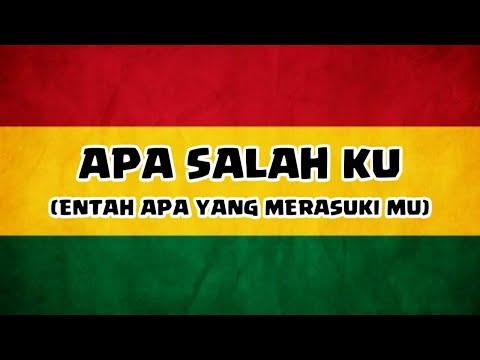 Download Salah apa akuentah apa yang merasukimu - Versi Reggae SKA - cover by Nikisuka feat Kalia Siska Mp4 baru