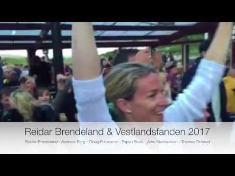 Vestlandsfanden 2017 Clip from gigs Reidar Brendeland & Vestlandsfanden