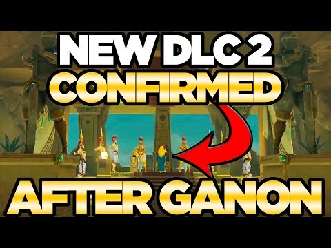 *NEW* AFTER GANON GAMEPLAY Info on the Champion