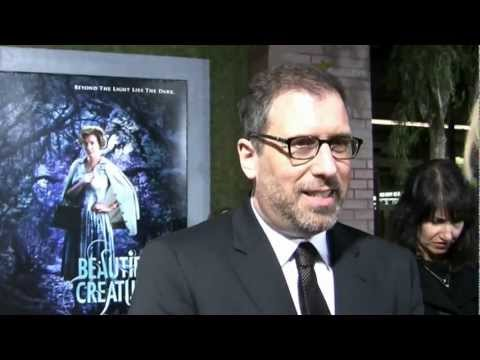 YAH Interview With Director Richard LaGravenese At Beautiful Creatures LA Premiere February 6, 2013