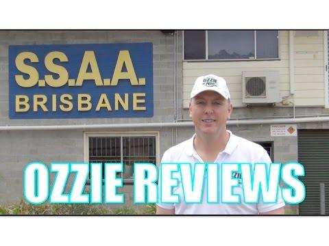 """SSAA Brisbane """"Range Safety"""" Video"""