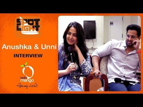 Anushka Shetty  and Unni Mukundan| Exclusive Interview|  Spotlight | Radio Mango