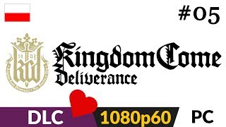 KINGDOM COME: DELIVERANCE DLC: Miłosne przygody Jana Ptaszka  #5 (odc.5) ⚔️Koniec misji Szarlatana