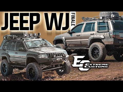 JEEP WJ OFFROAD BUILD EP.11 : DONE AND ON THE ROAD!