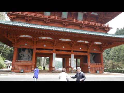 【UNESCO World Heritage】Koyasan Shingon Buddhism Kongobuji explained  高野山 大門