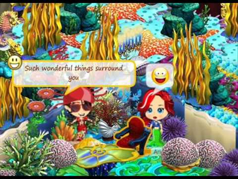 Little Mermaid - Under the Sea ( Yoville Sneak Peek ) )