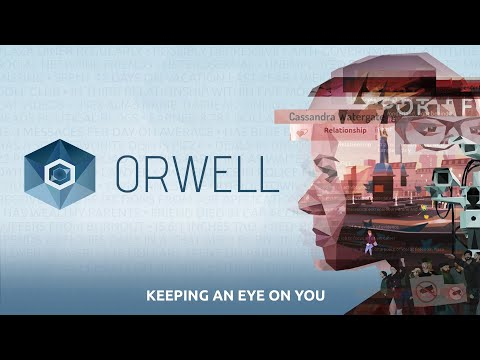Orwell: Keeping an Eye on You (by Fellow Traveller) IOS Gameplay Video (HD) from YouTube · Duration:  36 minutes 6 seconds
