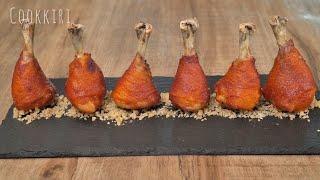 닭다리 가장 맛있게 먹는방법|캠핑요리로 강력추천