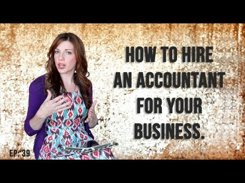 Hiring an Accountant for Small Business; how to hire and the 10 questions you must ask first