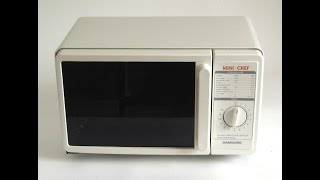 Samsung Mini-Chef Tiny Microwave Oven for sale