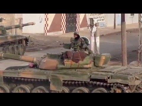 27 soldats syriens tués par des déserteurs à Deraa