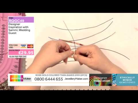 How to make Genuine Gemstone Jewellery - JM DI 25/02/15