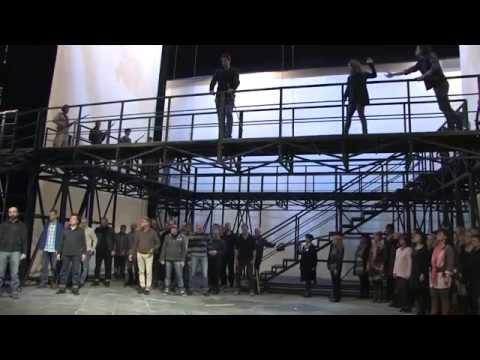 Fidelio (Ludwig Van Beethoven) - Répétitions et interview de Marcel Seminara