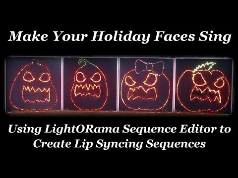 Make Your Holiday Faces Sing - Learn to Create Lip Syncing Sequeces