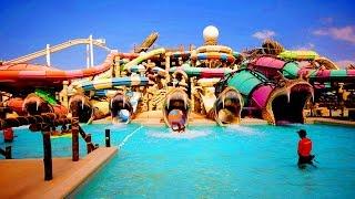 Египет и мы! Аквапарк отеля!(Время, проведенное в Египте, незабываемо. Особенно детям понравился аквапарк, который был на территории..., 2016-03-22T12:40:29.000Z)