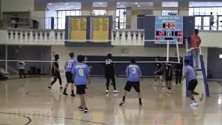 Heritage High School: Boys Frosh/Soph Volleyball 4-10-18