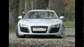 Audi R8 V8 FSI / Тест-драйв(Лучшие машины мира. (Эпизод 26) - Audi R8 Ведущий: Ренат Яхин http://www.tv-stream.ru/, 2012-05-09T10:44:19.000Z)