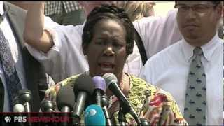 Rep. Sheila Jackson Lee Reacts to Supreme Court Decision Upholding Affordable Care Act