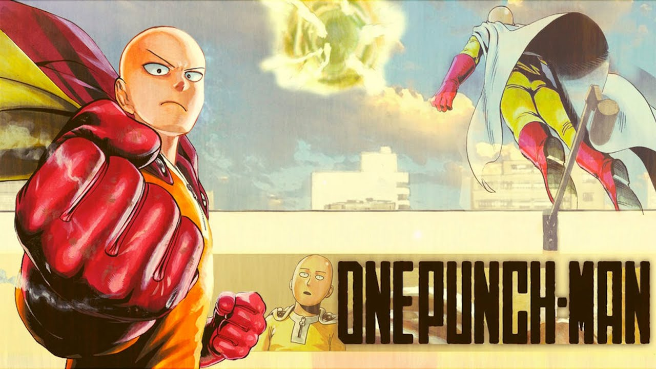 One Punch Man Episode 7 English Subtitle Download