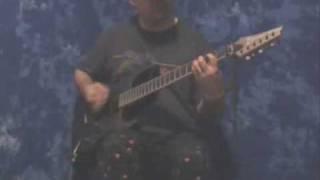 Andy Garrett - Metallica style 01