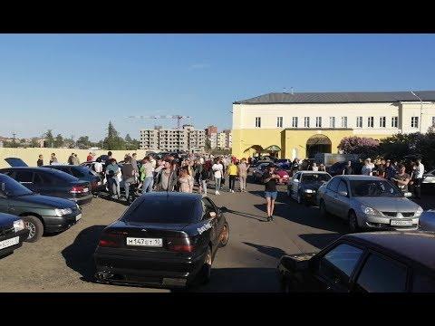 Встреча самых громких автомобилей Петрозаводска. Автозвук.