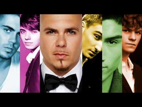Pitbull ft. The Wanted & Afrojack - Have Some Fun (Munzey Remix) (HD) (2012)