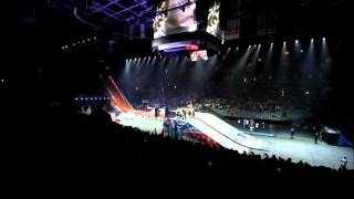Bruce Cook First Paraplegic To Backflip Live Nitro Circus