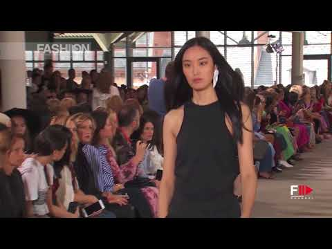 TIBI Full Show Spring Summer 2018 New York   Fashion Channel 2