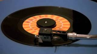 Tommy James And The Shondells - Crimson And Clover - 45 RPM Hot Mono Mix - Original Short Version