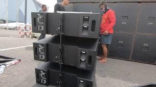 Gip - ตู้ลำโพงเสียงกลางรุ่นใหม่ล่าสุด - (งานอุบลซาวด์แอนด์ไลท์)