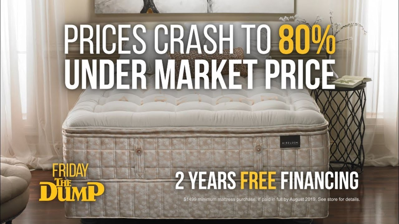 july 4th mattresses at the dump - The Dump Furniture Store