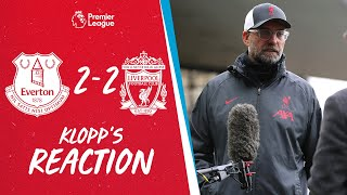 Klopp's Reaction: Van Dijk update, performance & crucial decisions | Everton vs Liverpool