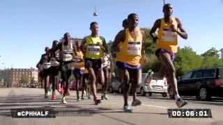 Kopi af Copenhagen half marathon 2016