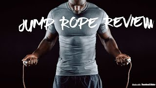 3 Types of Jump Ropes - How to Jump Rope and Review