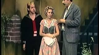 Chaves - Era uma vez um gato (1975) partes 1 e 2