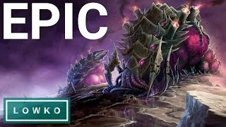 StarCraft 2: EPIC Zerg Game!