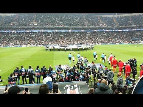 Beşiktaş Monaco Şampiyonlar Ligi Müziği